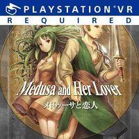Portada oficial de Medusa and Her Lover para PS4