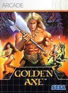Portada oficial de de Golden Axe XBLA para Xbox 360