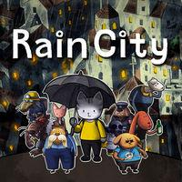 Portada oficial de Rain City para Switch