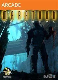 Portada oficial de Marathon: Durandal XBLA para Xbox 360