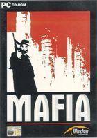 Portada oficial de de Mafia para PC