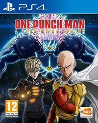 Portada oficial de One Punch Man: A Hero Nobody Knows para PS4