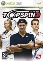 Portada oficial de de Top Spin 3 para Xbox 360
