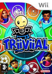Portada oficial de Triiviial para Wii