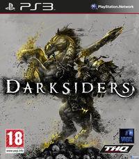 Portada oficial de Darksiders: Wrath of War para PS3