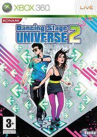 Portada oficial de Dancing Stage Universe 2 para Xbox 360