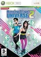 Portada oficial de de Dancing Stage Universe 2 para Xbox 360
