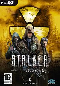 Portada oficial de S.T.A.L.K.E.R. Clear Sky para PC