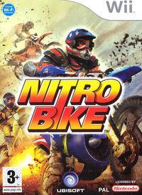 Portada oficial de Nitrobike para Wii
