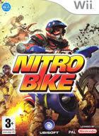 Portada oficial de de Nitrobike para Wii