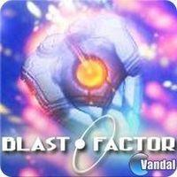 Portada oficial de Blast Factor : Advanced Research PSN para PS3