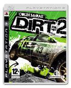 Portada oficial de de Colin McRae: DIRT 2 para PS3