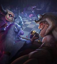 Portada oficial de Auto Chess para PC