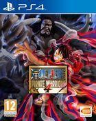 Portada oficial de de One Piece: Pirate Warriors 4 para PS4