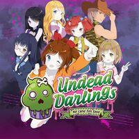 Portada oficial de Undead Darlings: No Cure for Love para PS4
