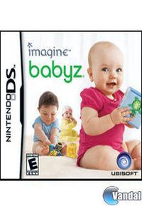 Portada oficial de Imagine Babyz para NDS