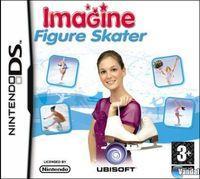 Portada oficial de Imagine Figure Skater para NDS