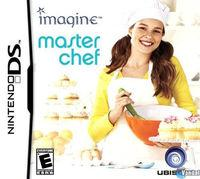 Portada oficial de Imagine Master Chief para NDS
