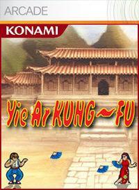 Portada oficial de Yie Ar Kung Fu XBLA para Xbox 360