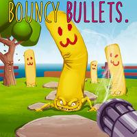 Portada oficial de Bouncy Bullets para Switch