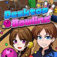 Portada oficial de Desktop Bowling para Switch
