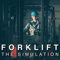 Portada oficial de Forklift - The Simulation para Switch
