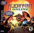 Portada oficial de de Alien Front Online para Dreamcast