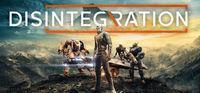 Portada oficial de Disintegration para PC