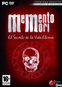 Portada oficial de Memento Mori para PC
