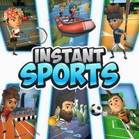 Portada oficial de Instant Sports para Switch