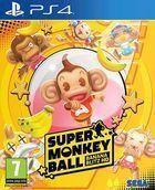 Portada oficial de de Super Monkey Ball: Banana Blitz HD para PS4