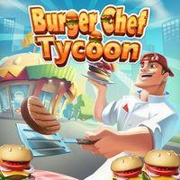 Portada oficial de Burger Chef Tycoon para Switch