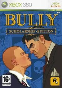 Portada oficial de Bully: Scholarship Edition para Xbox 360