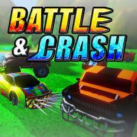 Portada oficial de Battle & Crash para Switch
