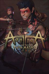 Portada oficial de Aritana and the Twin Masks para Xbox One