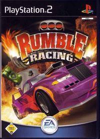 Portada oficial de Rumble Racing para PS2
