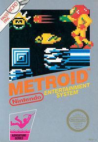 Portada oficial de Metroid CV para Wii