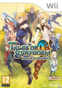 Portada oficial de Tales of Symphonia: Dawn of the New World para Wii