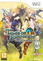 Portada oficial de de Tales of Symphonia: Dawn of the New World para Wii