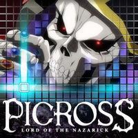 Portada oficial de Picross Lord of the Nazarick para Switch