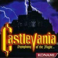 Portada oficial de Castlevania: Symphony of the Night PSN para PS3