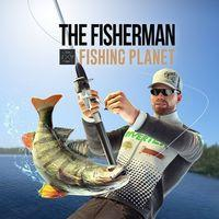 Portada oficial de The Fisherman: Fishing Planet para PS4