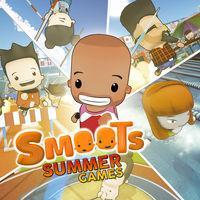 Portada oficial de Smoots Summer Games para Switch
