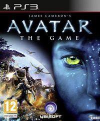 Portada oficial de Avatar para PS3