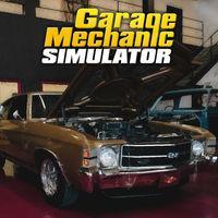 Portada oficial de Garage Mechanic Simulator para Switch