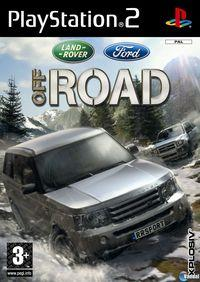 Portada oficial de Ford Off Road para PS2