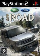 Portada oficial de de Ford Off Road para PS2