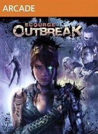 Portada oficial de Scourge: Outbreak XBLA para Xbox 360