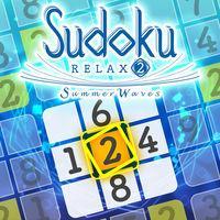 Portada oficial de Sudoku Relax 2 Summer Waves para Switch