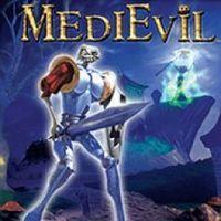 Portada oficial de MediEvil PSN para PS3